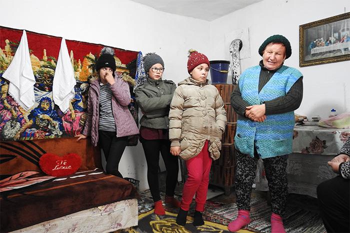 Crăciunul copiilor din Lunca Siretului